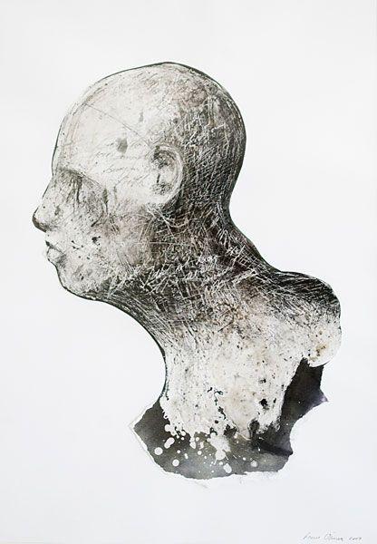 Louis Olivier - art.co.za - Pale Male 2009
