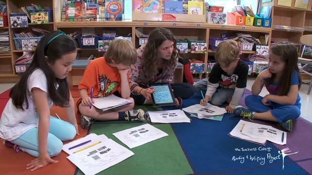 Tc reading and writing assessmentpro