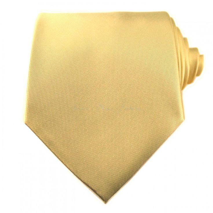 Gold Neckties / Formal Neckties