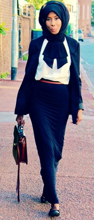 Incredibly classy lady. Basma K