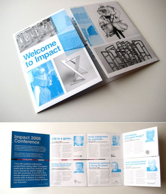 42 best creative design pamphlet images on Pinterest Creative - pamphlet layout