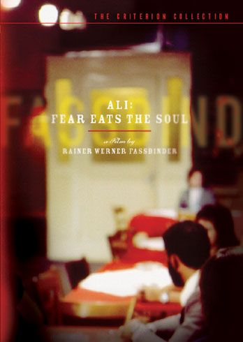 Film: Ali: Fear Eats the Soul (1974), Rainer Werner Fassbinder. Germany. Criterion Collection.