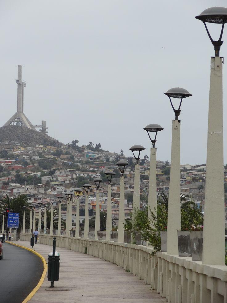 Cruz del Tercer Milenio, Coquimbo - Chile