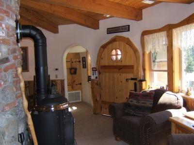 17 best ideas about hobbit house interior on pinterest. Black Bedroom Furniture Sets. Home Design Ideas