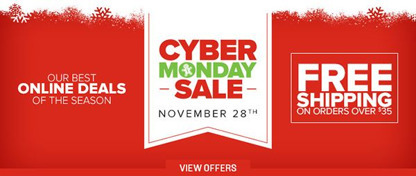 GAME OF THE WEEK Happy Holiday Gamers!  Here are just a few of the deals from GameStop.com's Cyber Monday Sale:  Cyber Monday 11/28 Save $50 on all new Xbox One Consoles $50 off PS4 Uncharted 4 bundle PlayStation 4 Exclusive Games – Only $9.99 each – Online Only TO BUY CLICK ON LINK BELOW http://tomatovisiontv.wix.com/tomatovision2#!holiday-gifts/cx6h