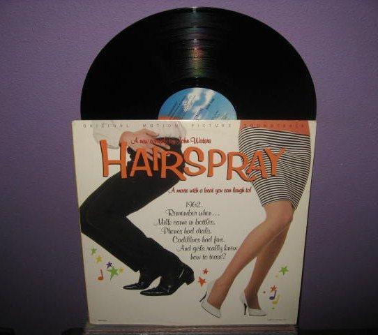 Rare Vinyl Record Hairspray Original Soundtrack by JustCoolRecords, $25.00