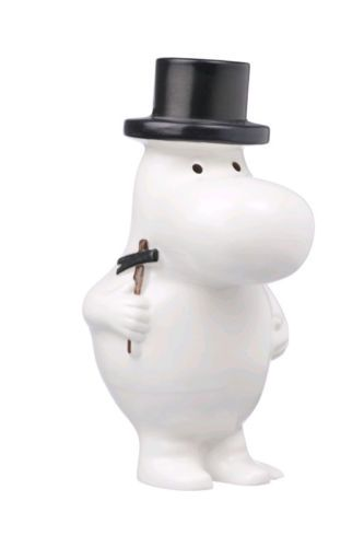Arabia Finland Moomin Pappa Ceramic Figure New