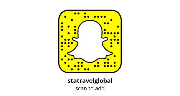 If you're student of youth, and interested in travel, you should start following Sta Travel. #travel #snapchat #StaTravel