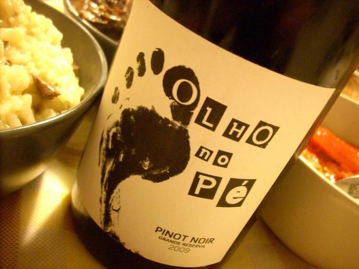 Olho no Pé: O Pinot Noir