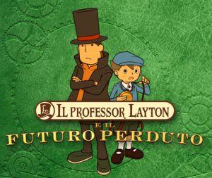 Il Professor Layton e il Futuro Perduto