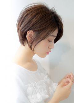 ガーデントウキョウ(GARDEN Tokyo) GARDENトップノットクラシカルモードミルクティーカラー姫カット