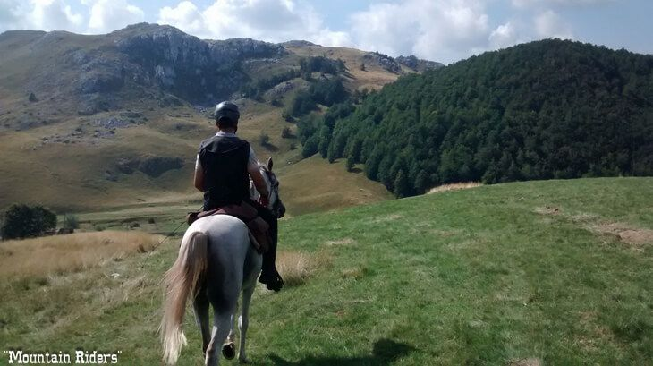 Go horse riding in Montenegro to explore sandy beaches, lush forests, open plateaus, lakes and anywhere off the beaten track!