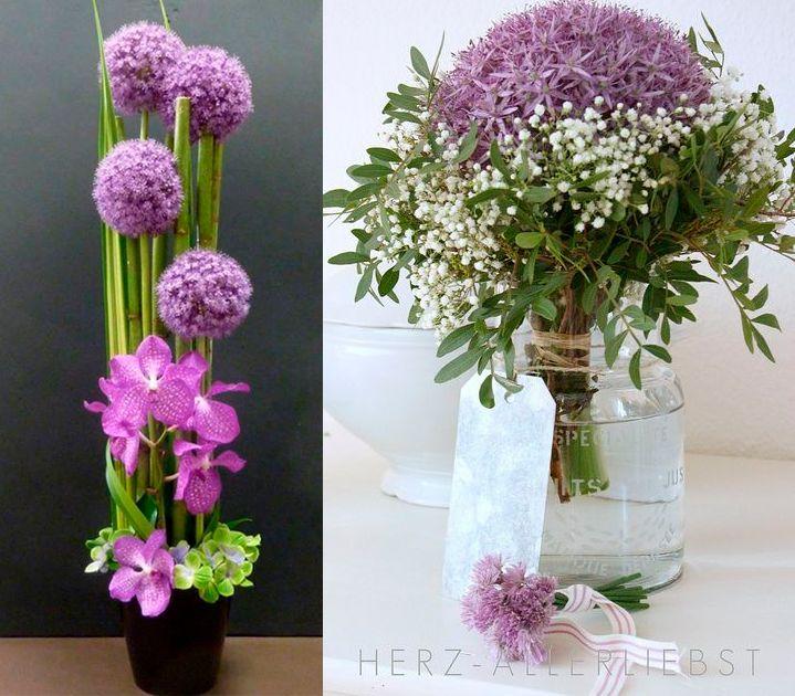 10 flores exóticas e lindas na decoração do casamento - Flor de alho