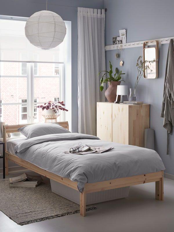 Ikea Furniture, Pine Bedroom Furniture Ikea