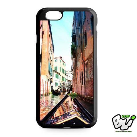 Venice Italy Gondola Red Bridge River iPhone 6 | iPhone 6S Case