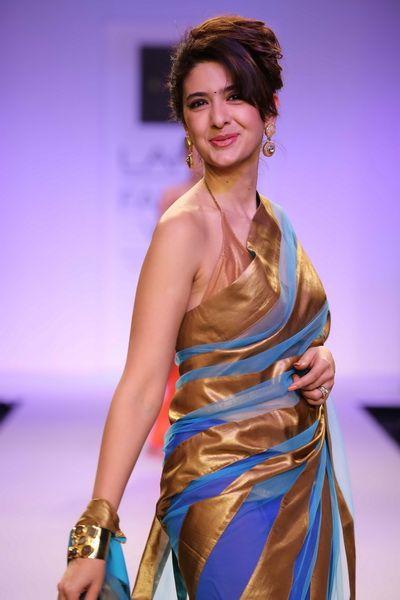 Lakmé Fashion Week – Mandira Bedi