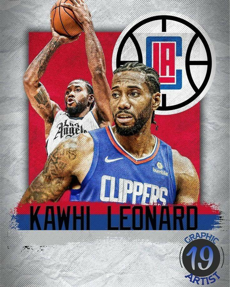 Kawhi Leonard Nba Wallpapers Los Angeles Clippers Baseball Cards