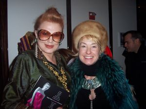 Georgette Mosbacher and Robin Cofer