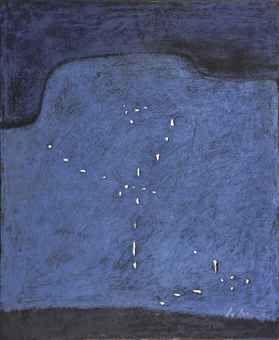 Lucio Fontana: Concetto spaziale, L muri