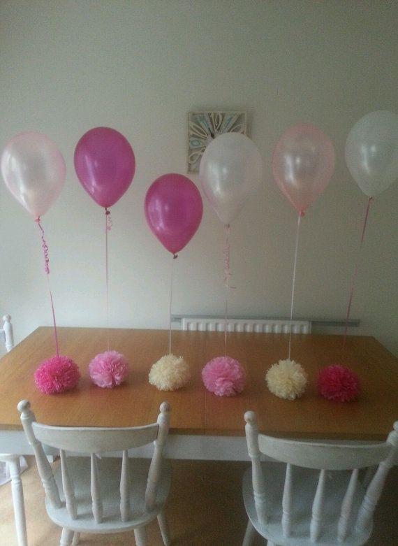 Wedding party baby shower christening balloon by Ohsopretty37