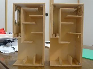 (Back load horn formula, 100 yen uniform speaker) his third self-made speaker Network ENTRY
