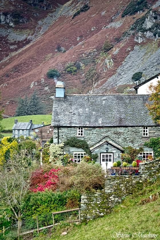 Langdale Valley – Lake District, England