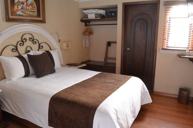 Hab. Sgl Hotel Misión Arcángel Puebla