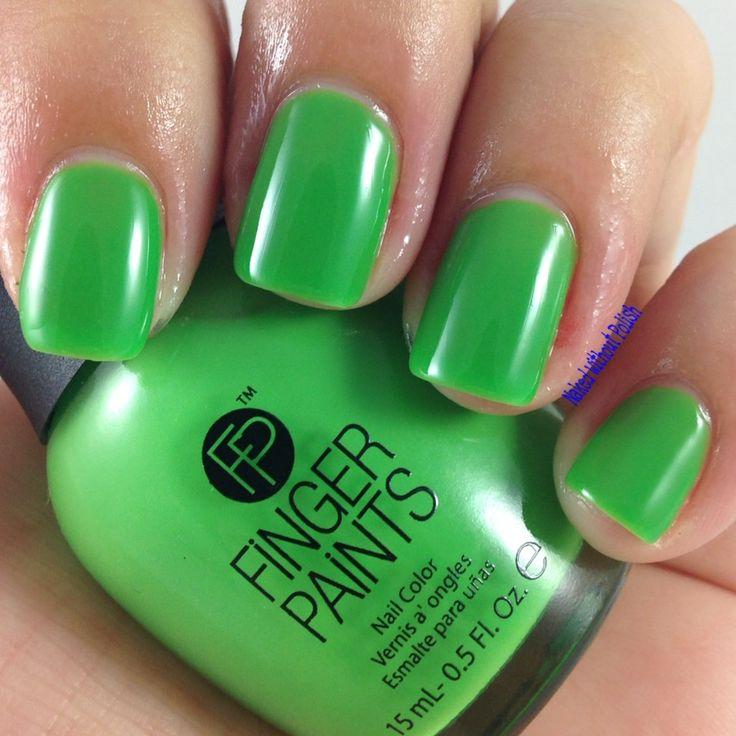 42 best Finger Paints Swatches images on Pinterest | Colour pattern ...