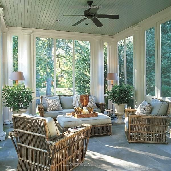Enclosed Porch Decorating Ideas: 400+ Best Images About Patios And Porches On Pinterest