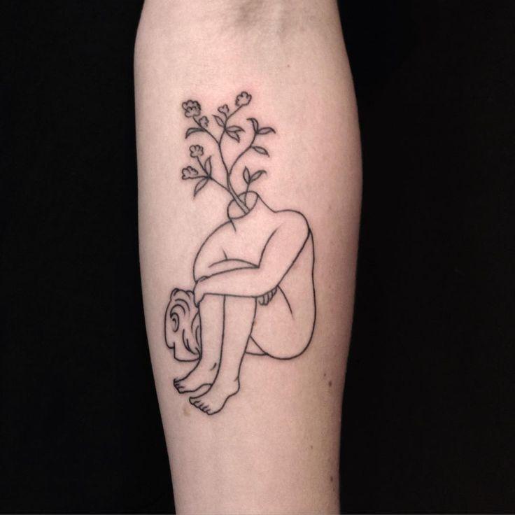 by Evan Davis at Banshee Tattoo in Nashville, TN // @evandavistattoo on instagram
