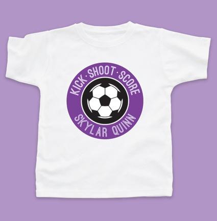 Soccer Fun Boy Tshirt Tshirts