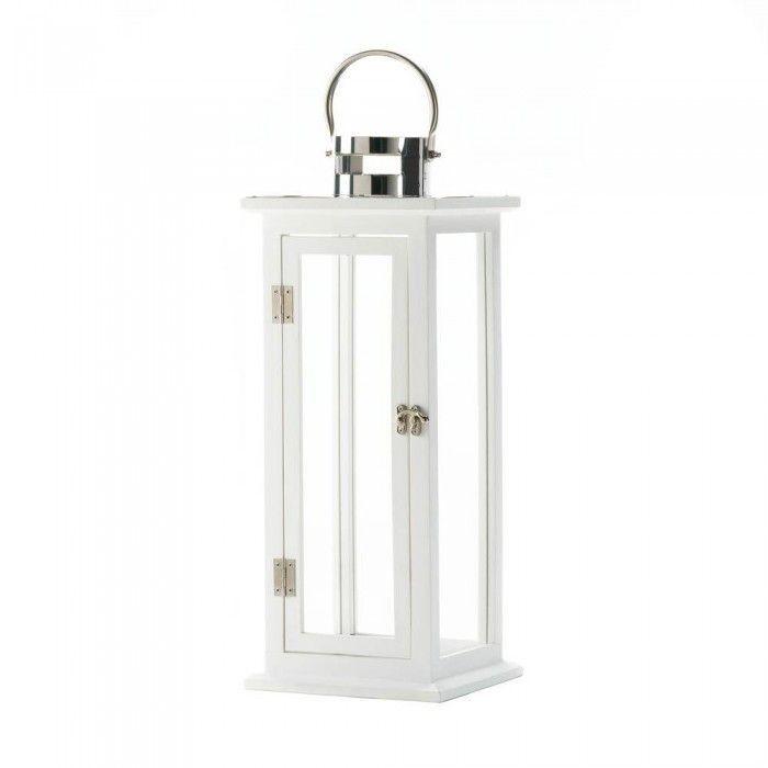 Gallery of Light 10016899 Highland Large Candle Lantern