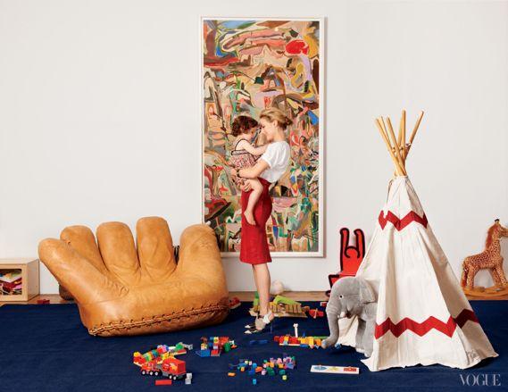 delightful playroom