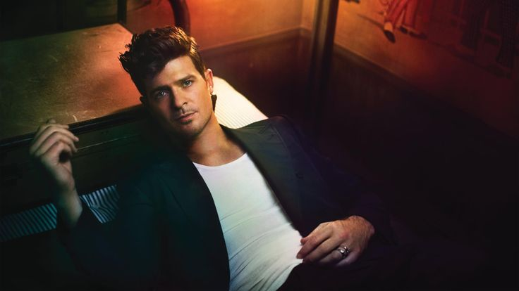 robin thicke all tied up Wallpaper HD Wallpaper