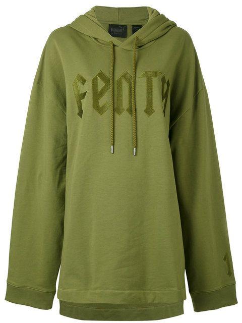 952a8aa69eb0 FENTY X PUMA oversized Fenty hoodie.  fentyxpuma  cloth  hoodie ...