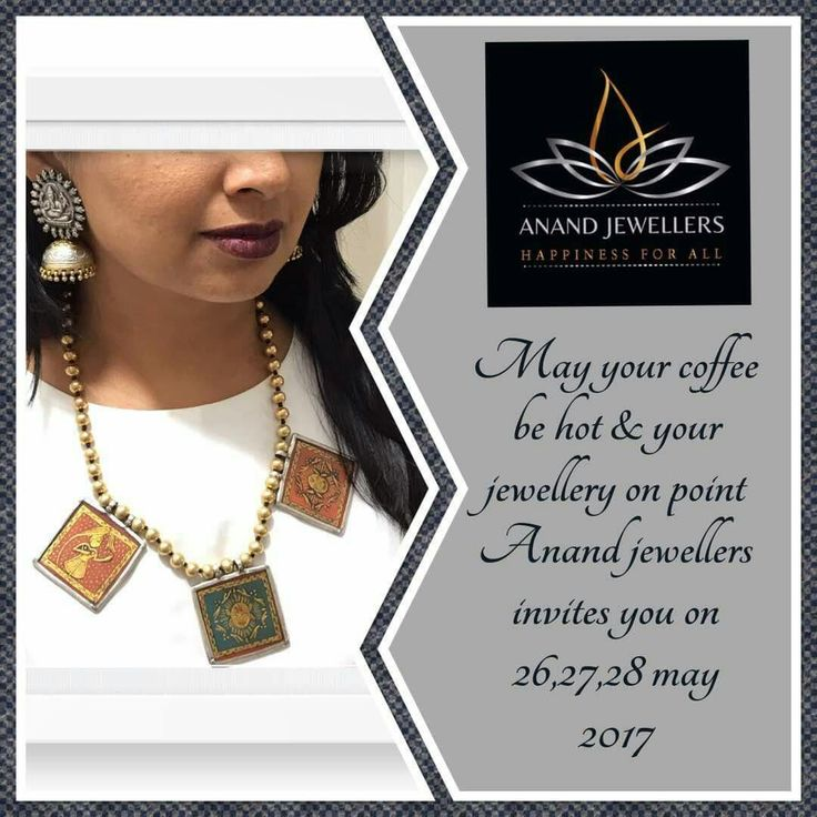 There is indeed nothing like a gorgeous piece of SILVER JEWELLERY, that adds a fitting touch to an outfit. Not only does it provide a zing to your ensemble but, it makes you feel exorbitant as well! Presenting traditional Silver Jewellery by ANAND JEWELLERS on  26-27-28 (Fri - Sat-Sun) May 2017 @Prahladnagar.   The Jewellery laid out ranges from your Earrings, to Neck-Pieces, to Bangles,toe ring,ring,nose pin,key chain zuda waistband n many more   Contact: 99099 79977