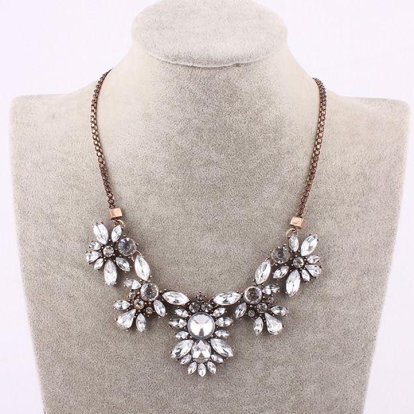 Shy Sparkle Necklace