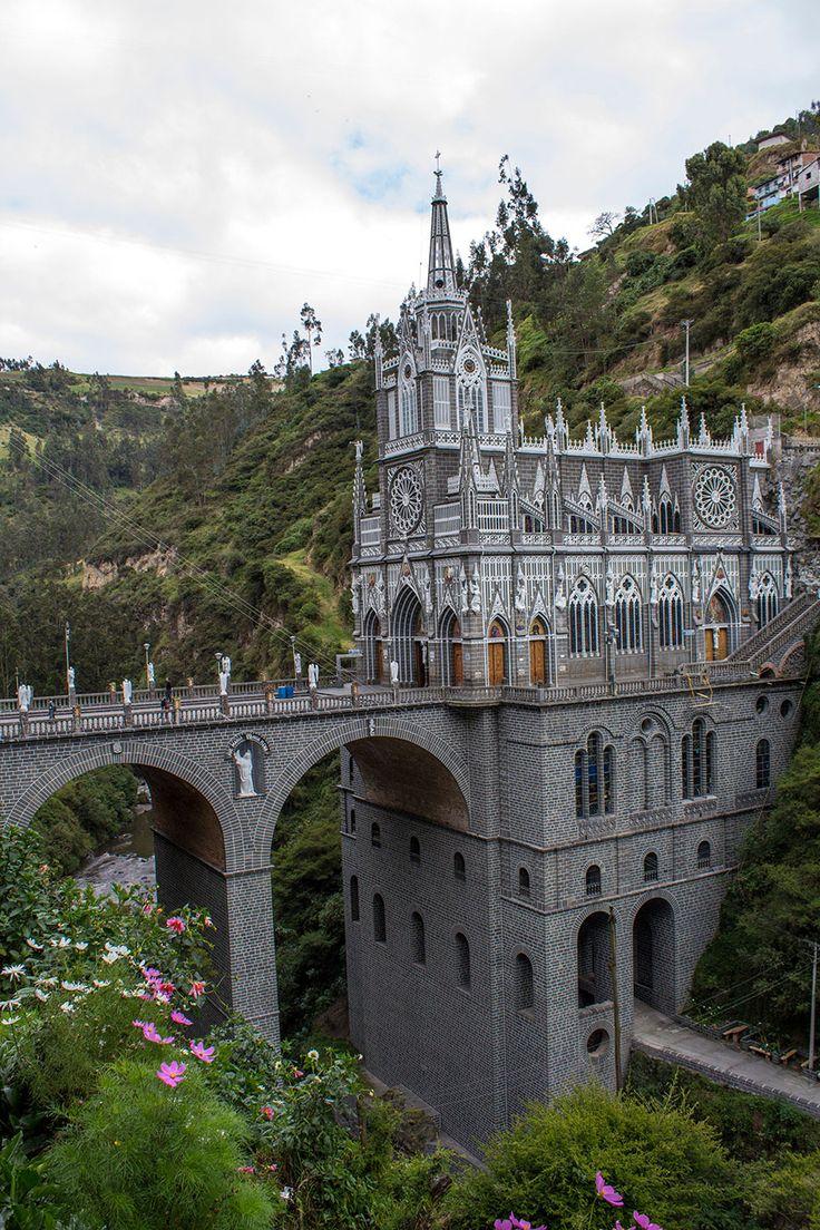 Las Lajas Sanctuary- Ipiales, Colombia