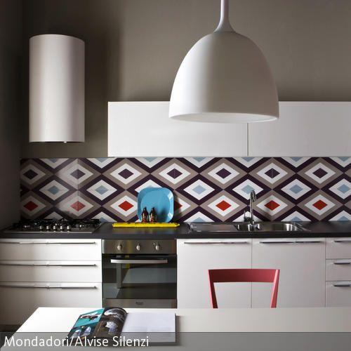 1000 images about gestaltungsideen f r fliesenspiegel auf. Black Bedroom Furniture Sets. Home Design Ideas