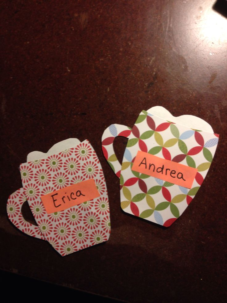Just made my own door decs!!