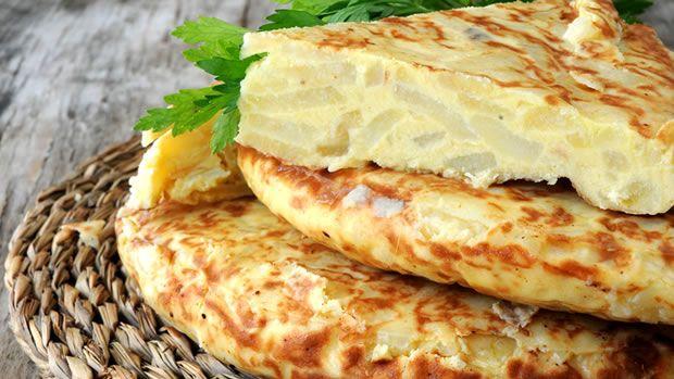 Spanish omelette*