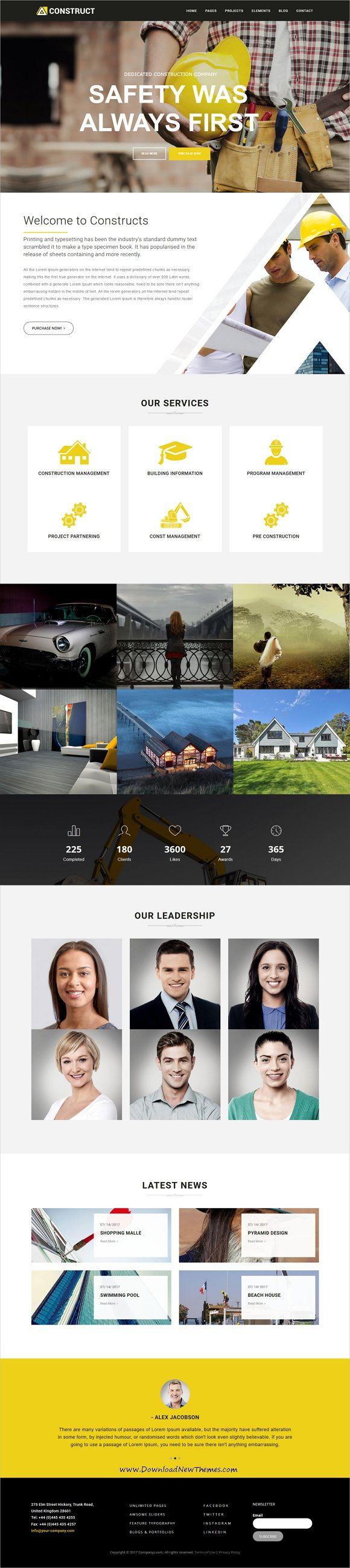 37 best moderne Handwerker-webseiten images on Pinterest | Bau ...