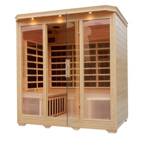 Luxury Sauna - Buy a far infrared luxury sauna from here. We are leading importer of home saunas and infrared saunas for sale and wholesale. For more information contact us.
