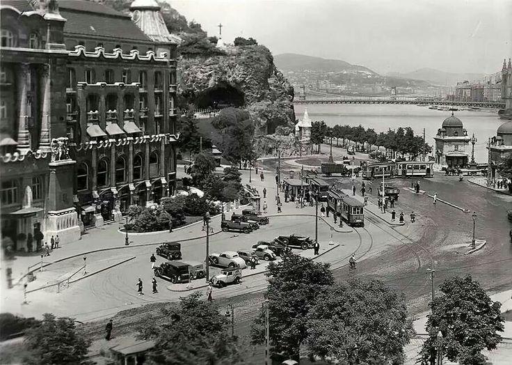 Budapest, Gellért szálló 1938