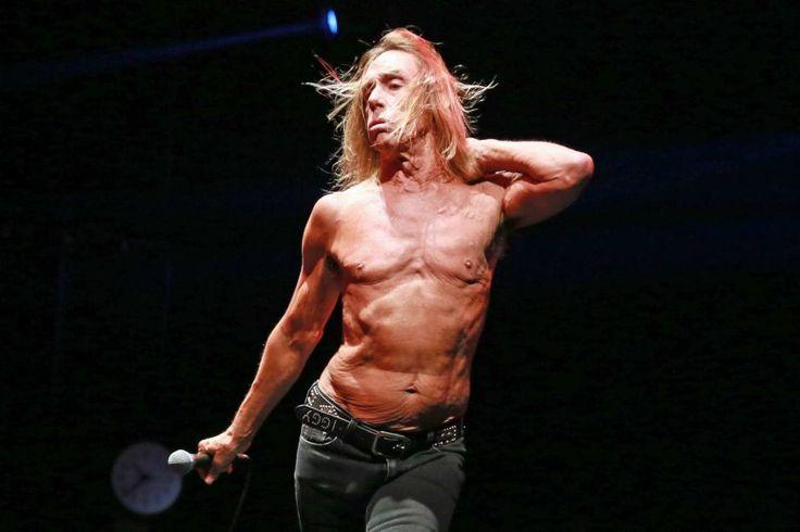 Игги Поп терпеть не может Led Zeppelin - http://rockcult.ru/iggy-pop-cant-stand-led-zeppelin