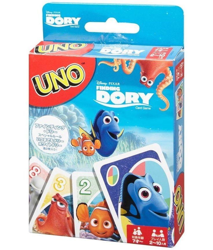 Mattel Uno В поисках Дори