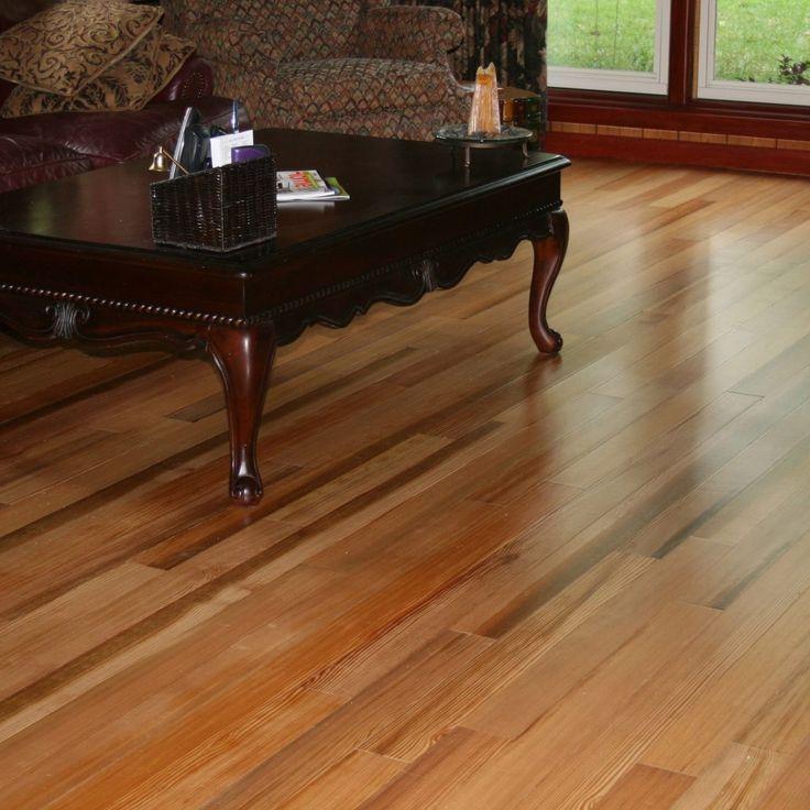 Synthetic Hardwood Floors