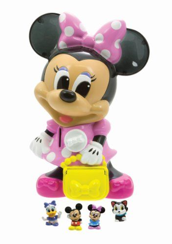 Squinkie Minnie Mouse Large Dispenser - List price: $24.99 ...