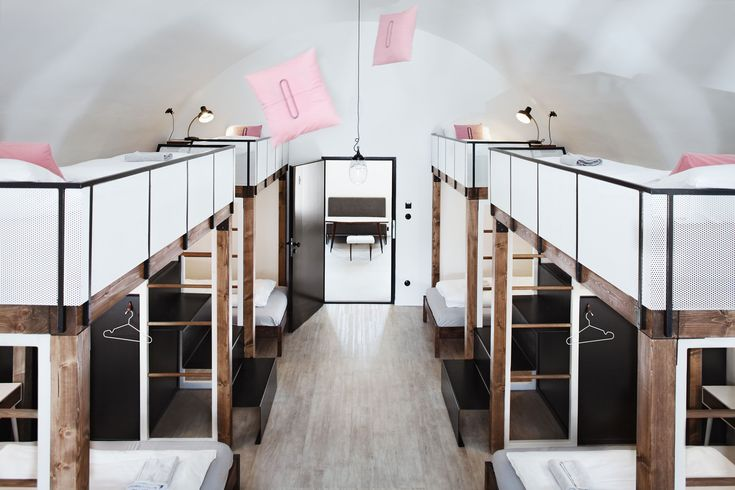 Derived from the rich history of both its site and layout, which is one long continuous hall, Long Story Short is a brand new hostelin Olomouc, Czech Republic that joins the dots between a historic and modern lifestyle.