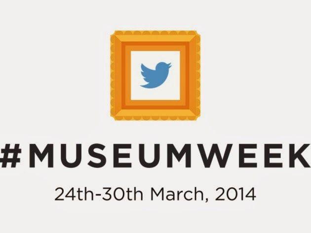 Museums Newspaper: #MuseumWeek: terminata anche la seconda giornata
